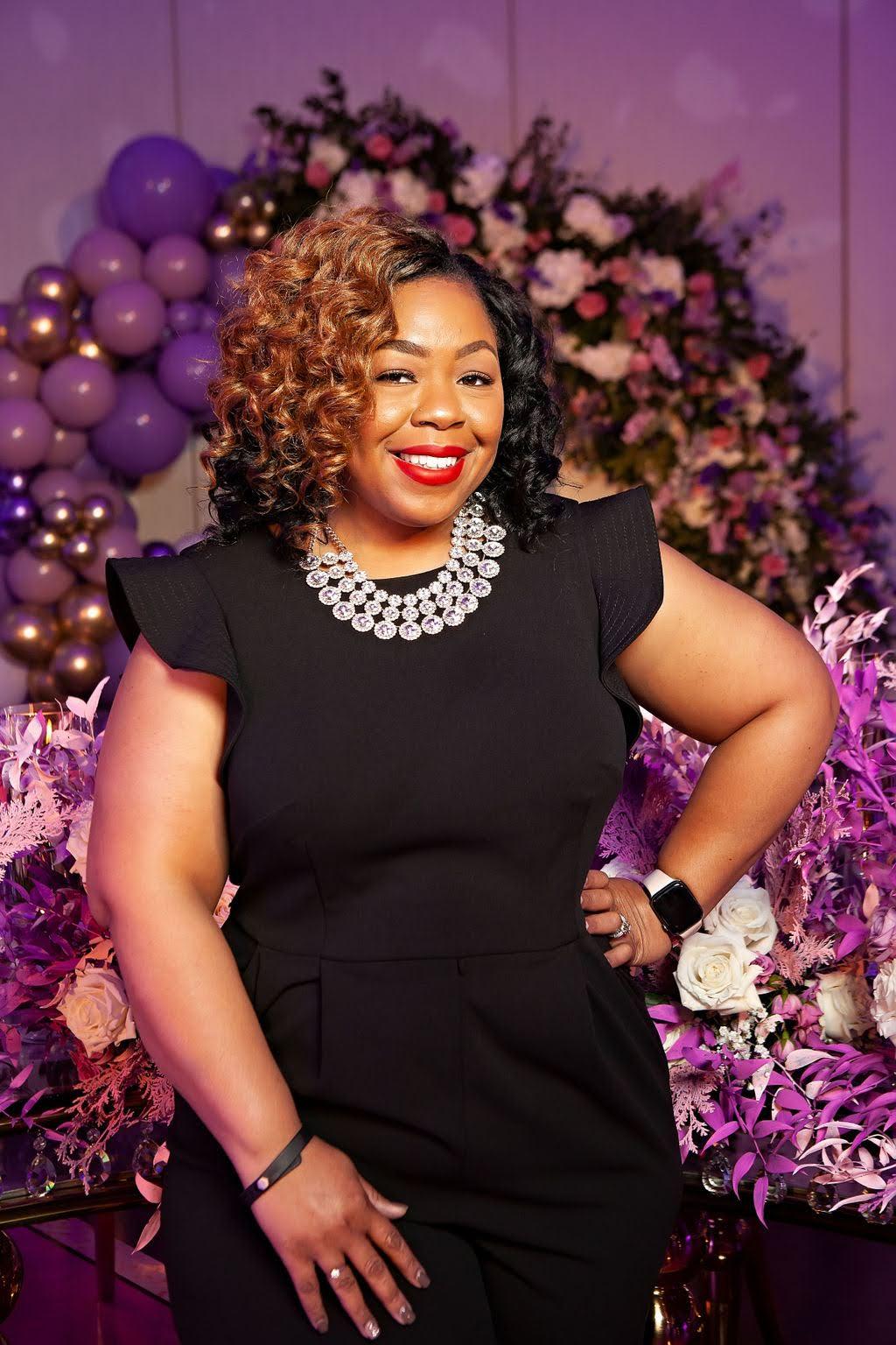 Zandra Bailey of Boulevard Events